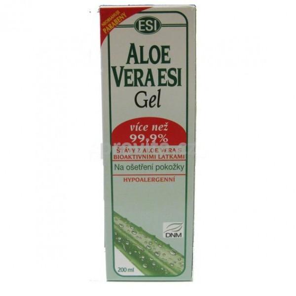 Aloe Vera gél čistý 200ml