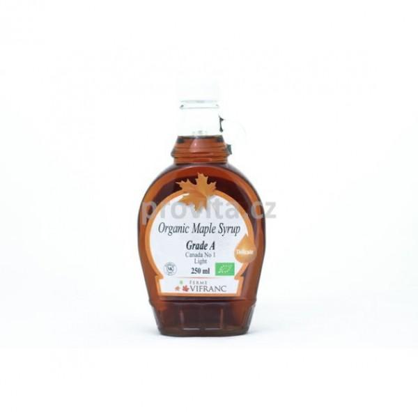 Javorový sirup Grade A Provita BIO 250ml
