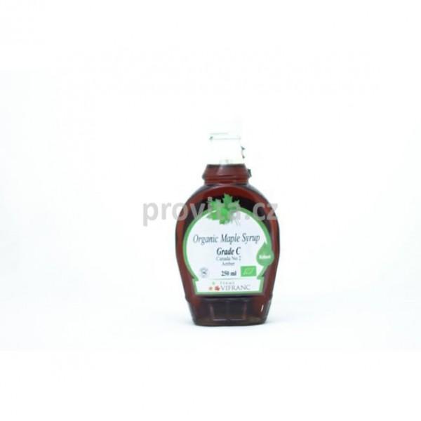 Javorový sirup Grade C Provita BIO 250ml