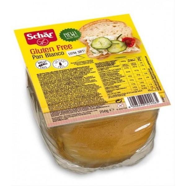 Chlieb Pan Blanco biely krájaný 250g Schär