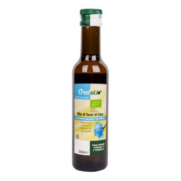 Ľanový olej panenský BIO 250ml