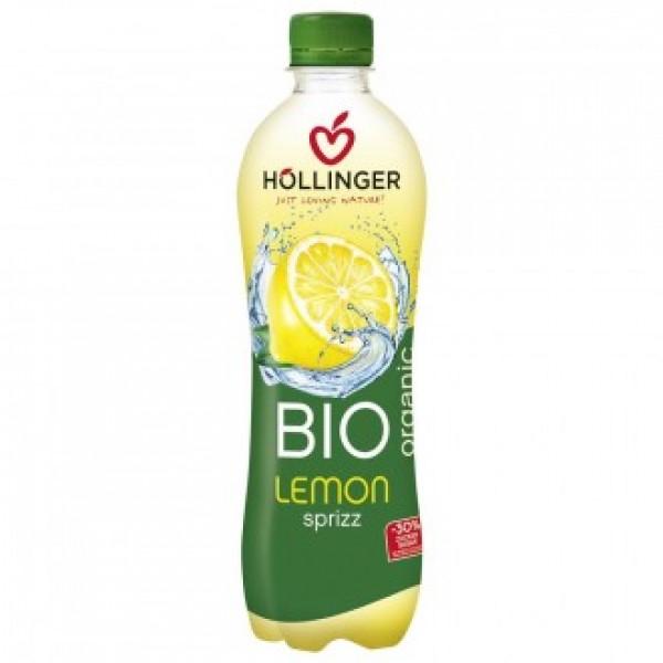 Perlivá voda citrónová BIO 500 ml