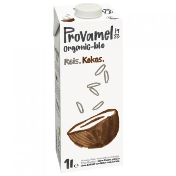 Nápoj ryžovo-kokosový BIO 1l Provamel