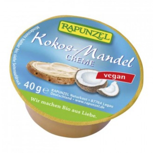 Pomazánka kokosovo-mandľová BIO 40g