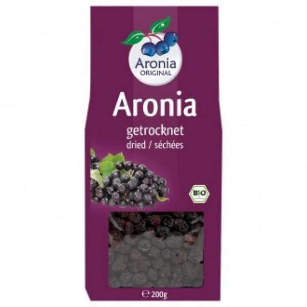 Arónia plody sušené BIO 200g Aronia Original
