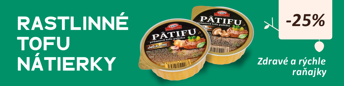 Tofu paštéty