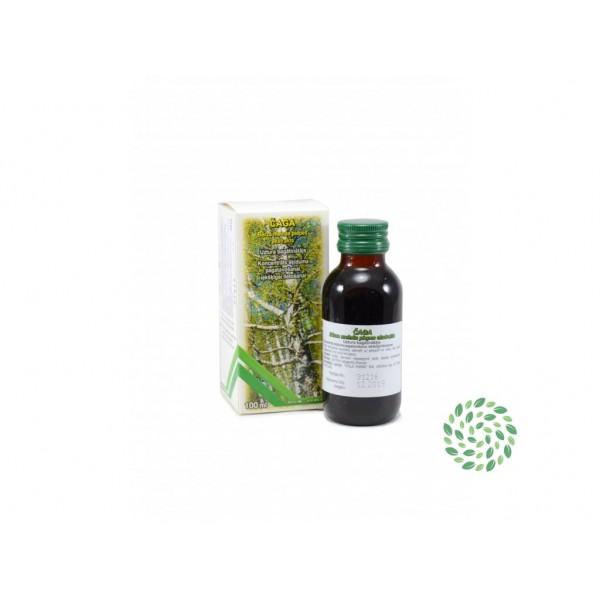 Čaga - extrakt z brezovej huby 100ml