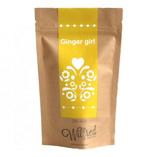 Čaj sypaný Ginger girl 50g