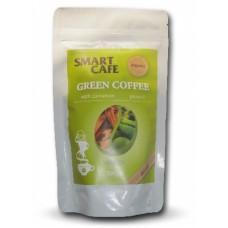 Zelená BIO káva so škoricou RAW 200g