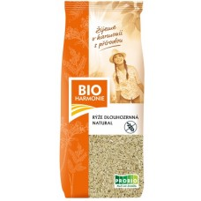 Ryža dlhozrnná natural BIO 500g