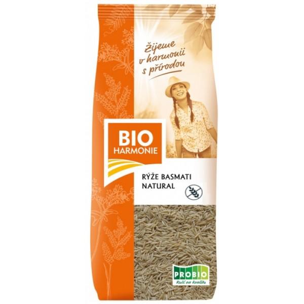 Ryža basmati natural BIO 500g