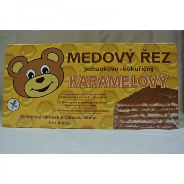 Rez medový 370g