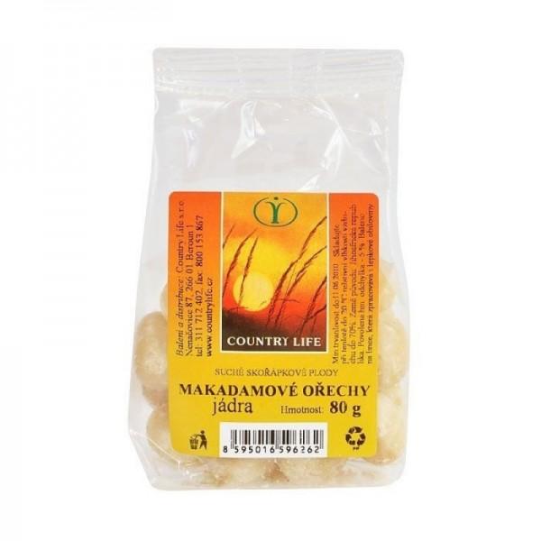 Makadamové orechy 80g