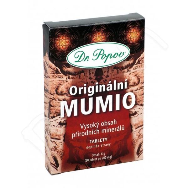 Mumio tablety 30ks