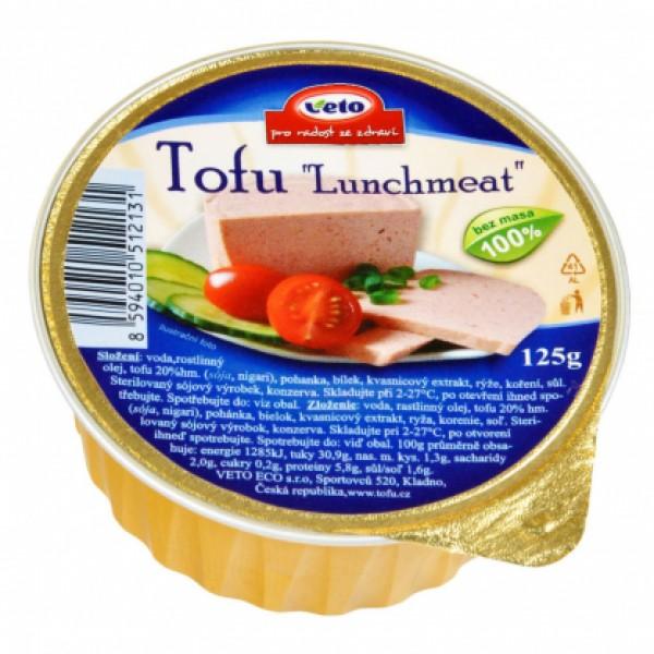 TOFU Lunchmeat 125g Patifu