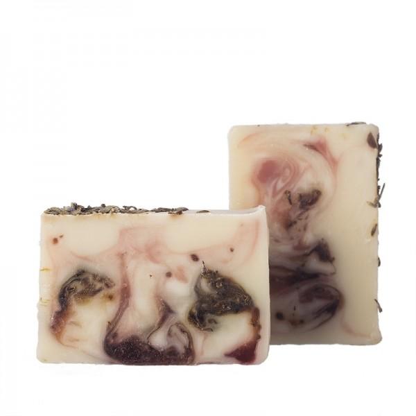 Levanduľove pole - prírodné mydlo 110g