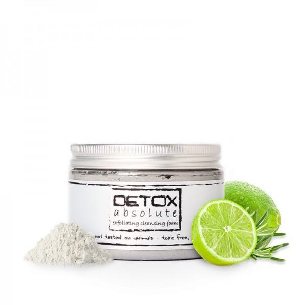 DETOX Absolute - čistiaci pleťový peeling 150ml