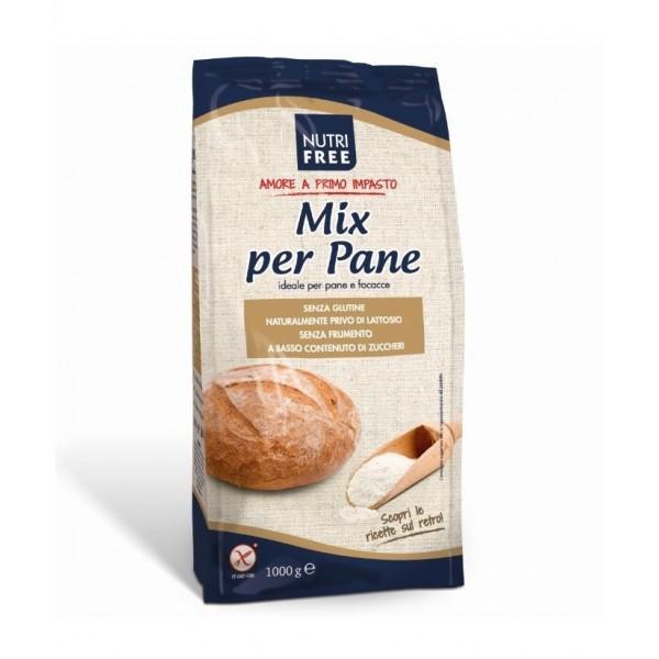 Zmes na chlieb Mix per pane bezlepková 1kg