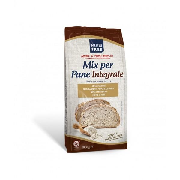 Zmes na chlieb Mix per pane Integrale bezlepková 1kg