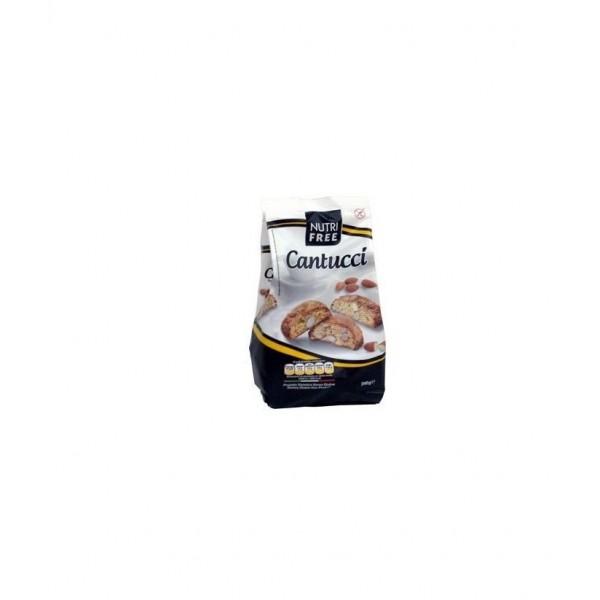 Mandľové sušienky Cantucci bezlepkové 240g