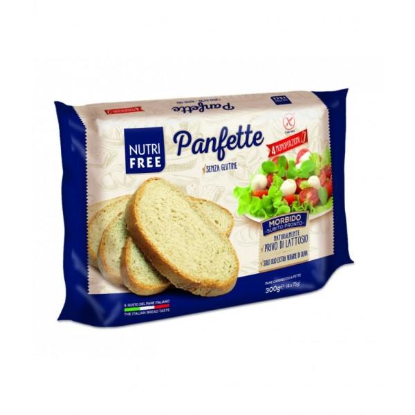 Domáci chlieb Panfette bezlepkový 300g