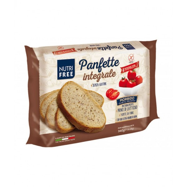 Domáci chlieb celozrnný Panfette bezlepkový 340g