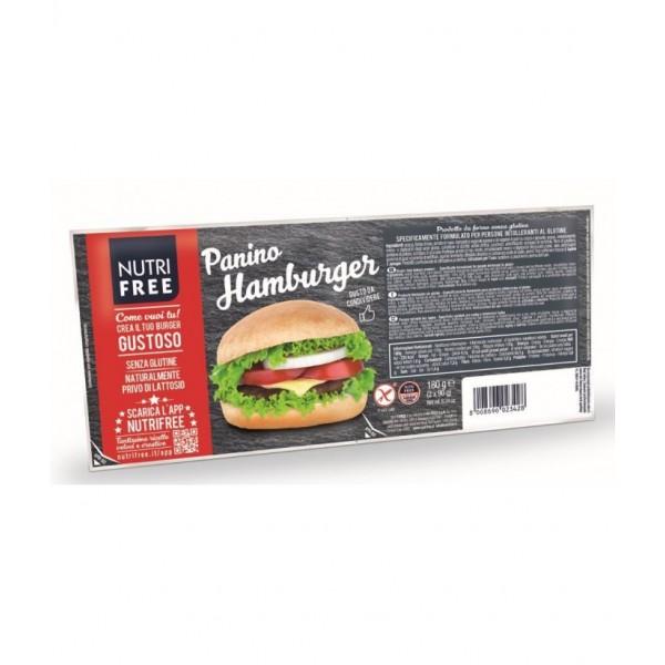 Panino Hamburger bezlepkový 180g