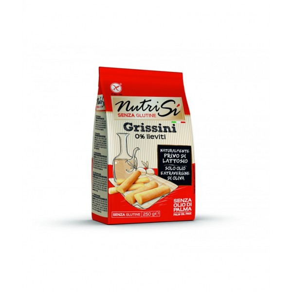 Sušienky slané Grissini bez droždia 250g