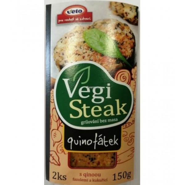 Steak quinofátek vegánsky 150g