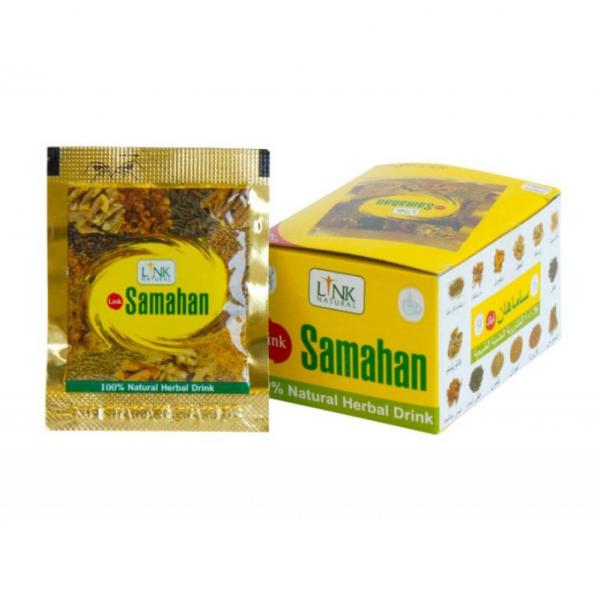 Ajurvédsky bylinný čaj Samahan 25x4g