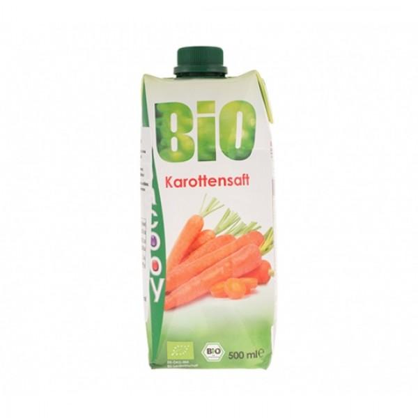Šťava mrkvová BIO 500ml