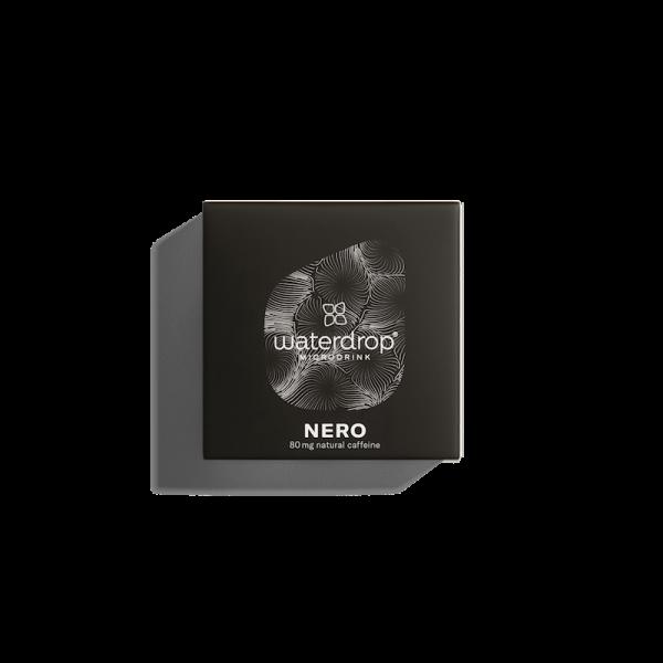 Waterdrop NERO ostružina, guarana, kolový orech 12ks