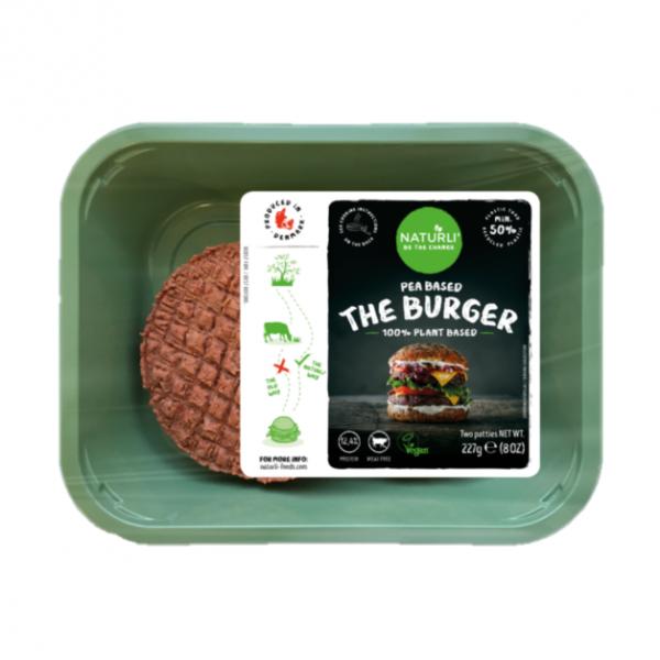 The Burger Naturli vegánsky 2x113,5g