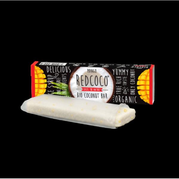 Kokosová tyčinka Redcoco mango BIO 40g