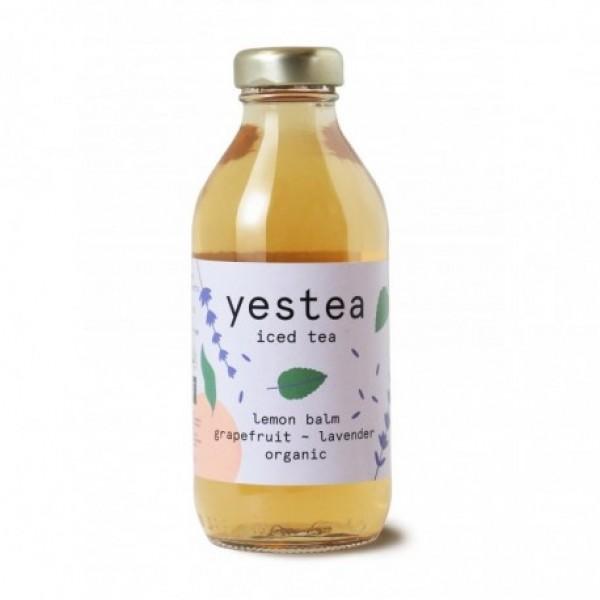 Yestea ľadový zelený čaj medovka-levanduľa BIO 330ml