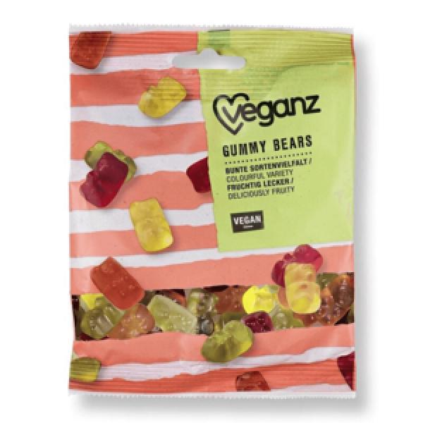 Gumové cukríky Medvedíky vegánske 100g