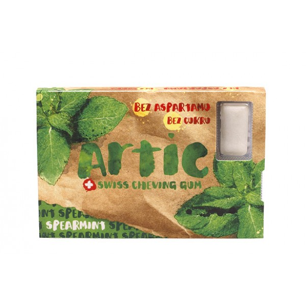 Žuvačky Artic spearmint 16g