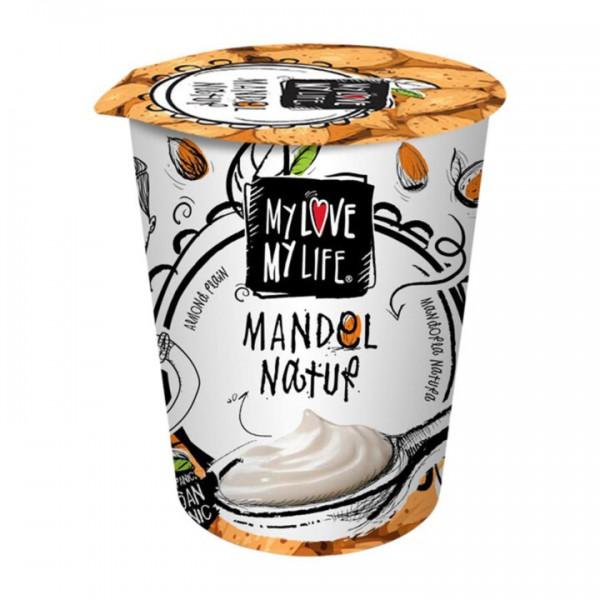 Jogurt z mandľového mlieka natur 400g