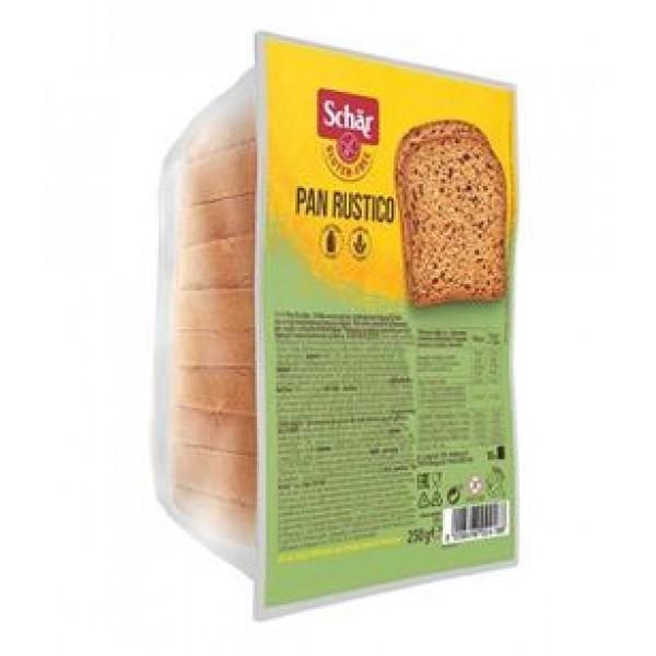 Chlieb Pan Rustico bezlepkový 250g SCHAR