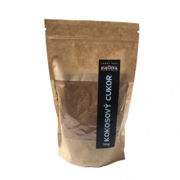 Kokosový cukor Pán Kukučka BIO 500g