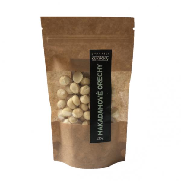Makadamové orechy Pán Kukučka 150g