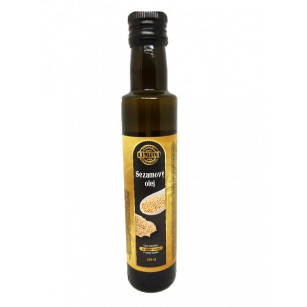 Olej sézamový extra panenský 250ml