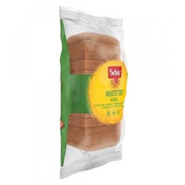 Chlieb Maestro Vital bezlepkový s vlákninou 350g Schär