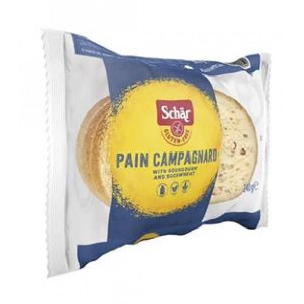 Chlieb Pain Campagnard svetlý bezlepkový 240g Schär