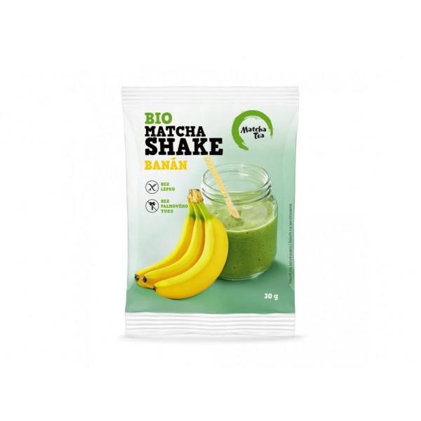 Kyosun Bio Matcha Shake banánový 30 g