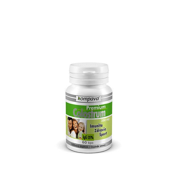 KOMPAVA Premium Colostrum 60kps