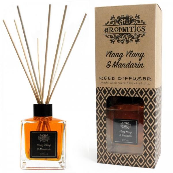 AW Aromatics Ylang Ylang & Mandarinka Esenciálny Olej Difuzér 200ml