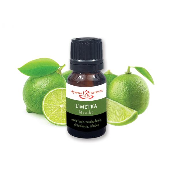 100% esenciálny olej LIME (limetka) 10ml