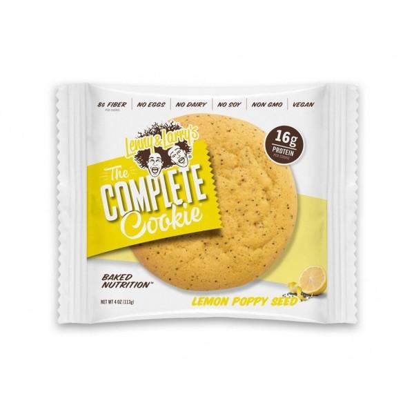 Lenny&Larry's Complete cookie citron/mak 113g
