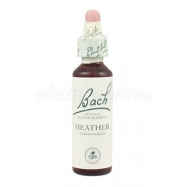 Heather - Vres škótsky 20 ml - bachove kvapky
